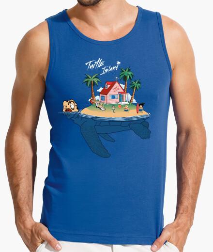 Camiseta Turtle Island