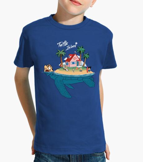 Abbigliamento bambino turtle island