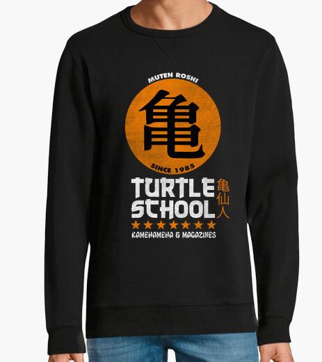 Turtle school hoody