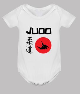 tuta del bebè di judo - arti marziali - il judo