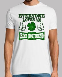 tutti amano un ragazzo irlandese