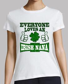 tutti amano una nana irlandese