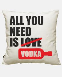 Tutto cio' di cui ha bisogno è amore ... o vodka!
