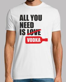tutto ciò che serve è amore ... o vodka!