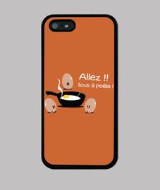 tutto nella padella - iphone
