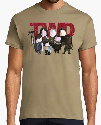 Camiseta TWD by Calvichi's (WEB)