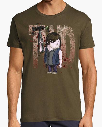 Camiseta TWD: Daryl Dixon by Calvichi's [WEB]