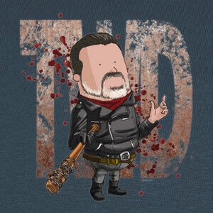 Camisetas TWD: Negan by Calvichi's [WEB]