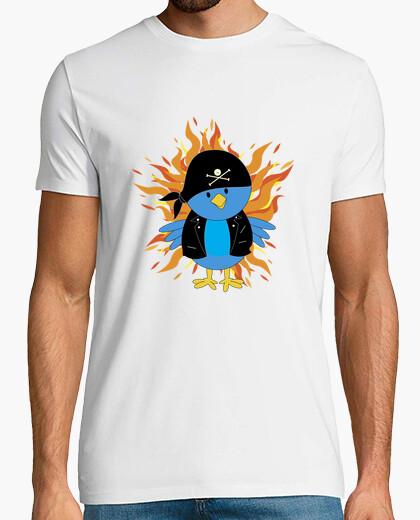 Tee-shirt tweet rock enfer