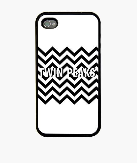 Funda iPhone Twin Peaks