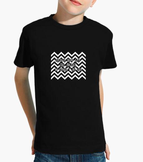 Vêtements enfant twin peaks