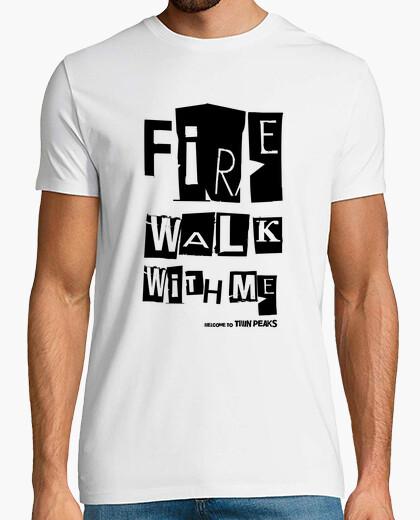 Camiseta Twin Peaks - Fire Walk With Me