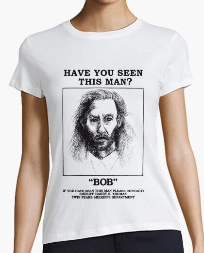 T-shirt twin peaks bob