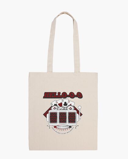 Twin peaks hello bag