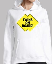 twins on board!
