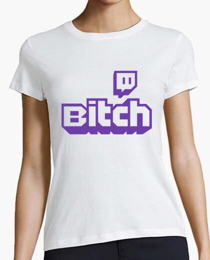 Camiseta Twitch