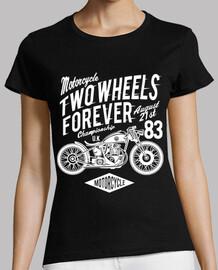 Two Wheels Forever - Moto Custom