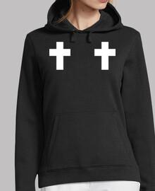 two white crosses - rebel
