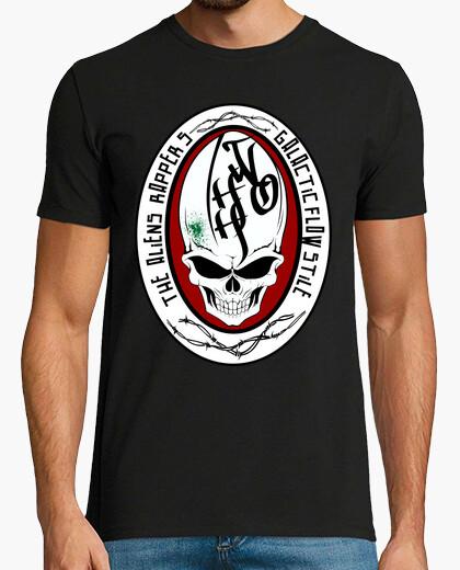 Camiseta TWOHH Alien Flow