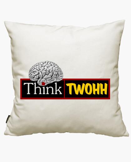 Funda cojín TWOHH Think