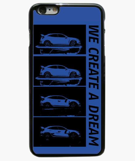 Funda iPhone 6 Plus / 6S Plus Type R Fk8 Azul