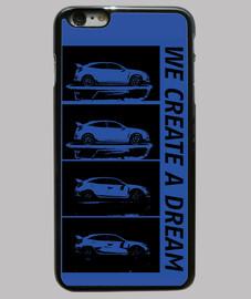 Type R Fk8 Azul