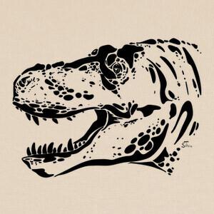 Camisetas Tyrannosaurus rex