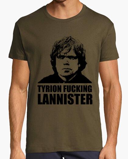 Camiseta Tyrion fucking Lannister