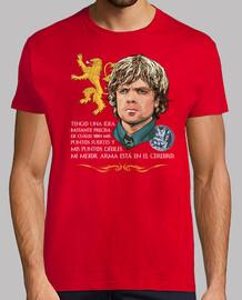 Tyrion Lannister - Mi mejor arma está en el cerebro. (Juego de Tronos)