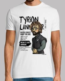 Tyrion Lannister camiseta chico