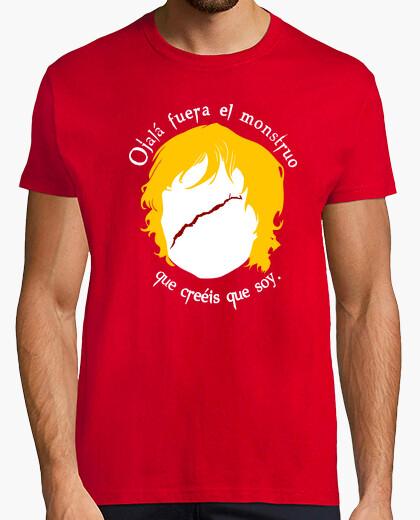 Tee-shirt tyrion lannister (garçons)