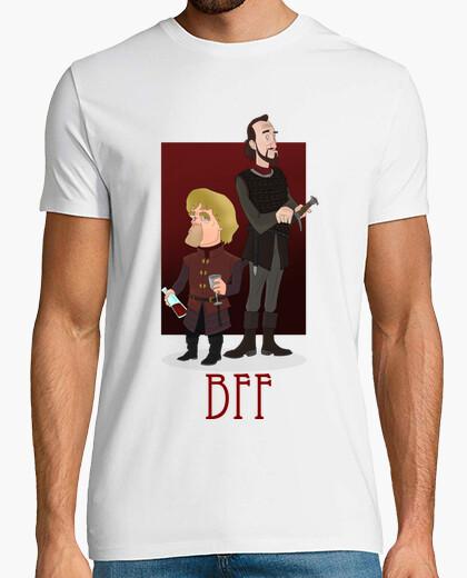 Camiseta tyrion y bronn