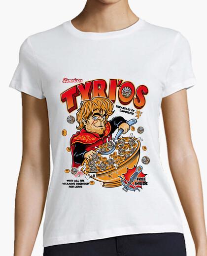 T-shirt tyri'os