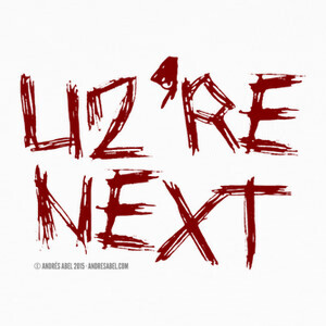 Camisetas U2'RE NEXT
