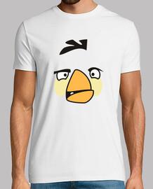 uccello bianco