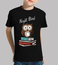 uccello notturno