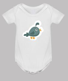uccello sticker