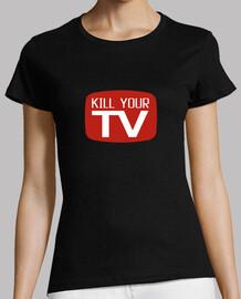 uccidere il vostro tv