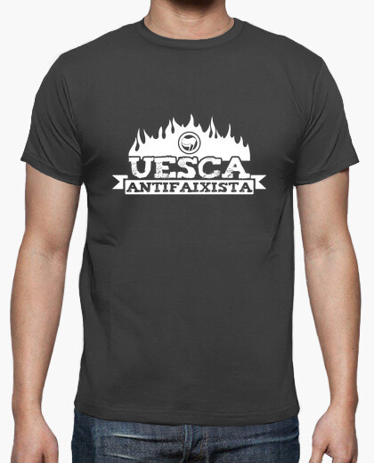 Uesca antifaixista t-shirt
