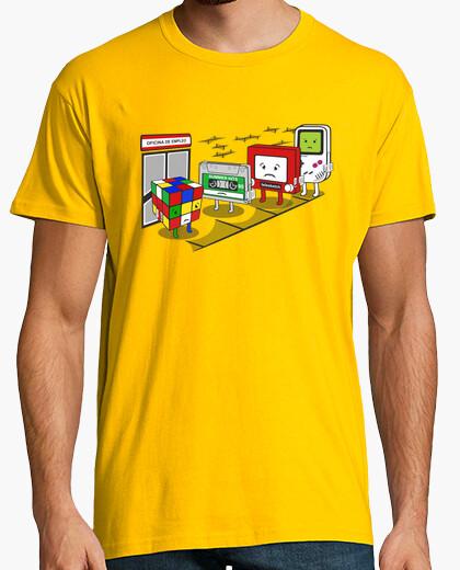 T-shirt ufficio di collocamento