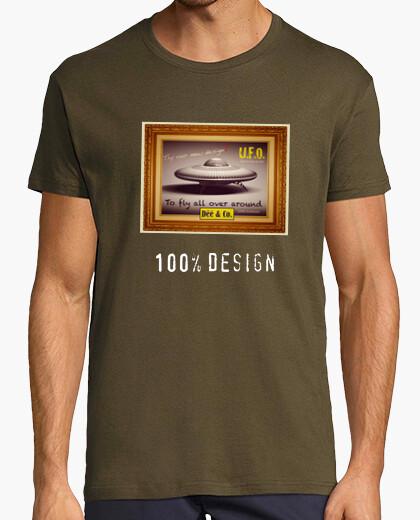 Camiseta U.F.O