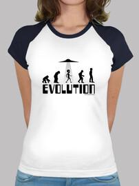 ufo évolution