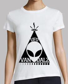 ufo vandalz  femme  - blanc