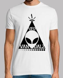 ufo vandalz  homme  - blanc