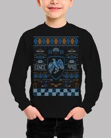 ugly eagle sweater