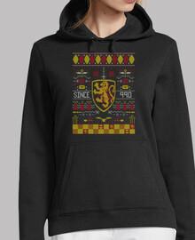 ugly maglione leone