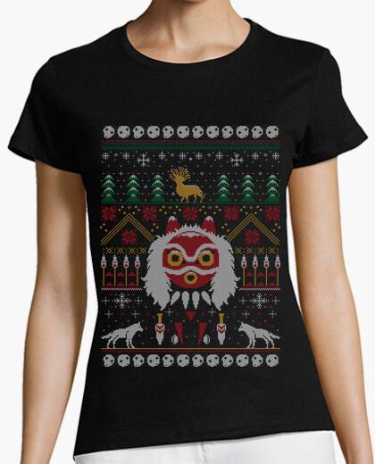 T-shirt ugly maglione principessa