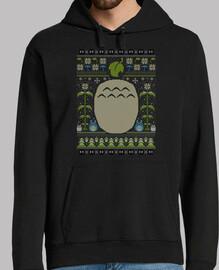 Ugly neighbor sweater
