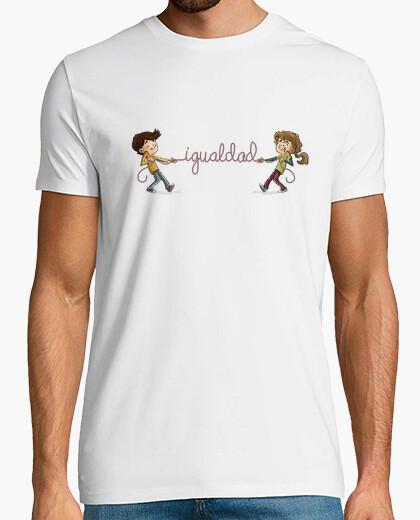 T-shirt uguaglianza tra i sessi