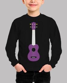 Ukelele Morado / Guitarra / Mini / Musi
